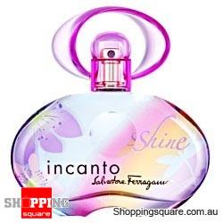 Incanto Shine 100ml EDT by Salvatore Ferragamo