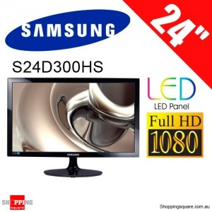 "Samsung S24D300HS 24"" Full HD WS 2MS LED Monitor"