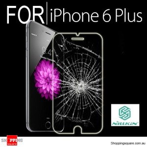 Genuine Nillkin Amazing H+ 9H Tempered Glass Screen Protector for iPhone 6 Plus/6S Plus