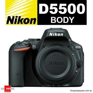 Nikon Digital SLR Camera D5500 Body