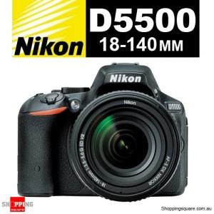 Nikon Digital SLR Camera D5500 18-140MM VR