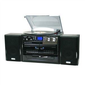 Front Loading CD / Cassette / Record / MP3 Player