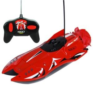 Nikko RC Aquasplit Speed Boat
