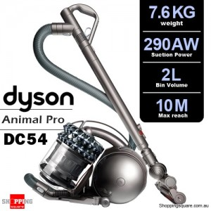 Dyson Animal PRO DC54 Barrel Vacuum Cleaner