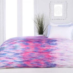 King Bed Pixel Quilt Cover Set