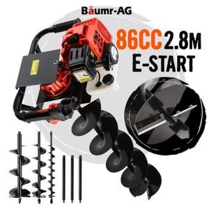 Baumr-AG 86CC Post Hole Digger