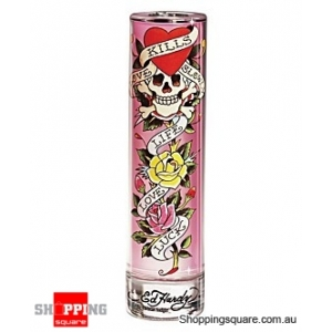 Ed Hardy 100ml EDP by Christian Audigier Women Perfume