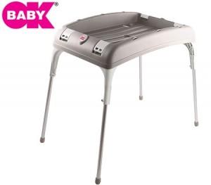 OKBaby Universal Folding Baby Bath Tub Stand