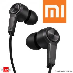 100% Genuine New 3rd Generation Xiaomi Piston Headphone Earphone Black Colour