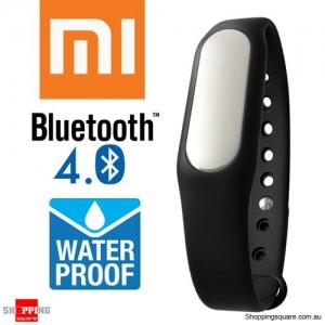 100% Genuine Xiaomi Mi Band Smart Wrist Fitness Wearable Tracker Bracelet Black Colour
