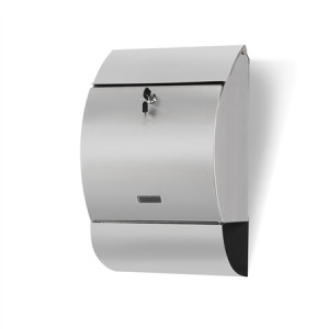 Mailbox Wall Mounted Letterbox  304 Stainless Steel