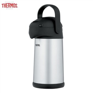 Thermos 2.5L Vacuum Insulated Stainless Steel Pump Pot