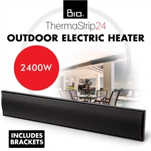 BIO Electric 2400W Outdoor Strip Heater