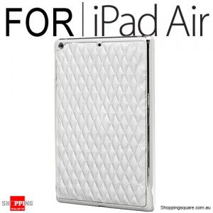 Zest Flair Cover iPad Air Silver