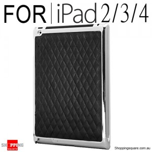 Zest Flair Cover iPad 2/3/4 Gen Black