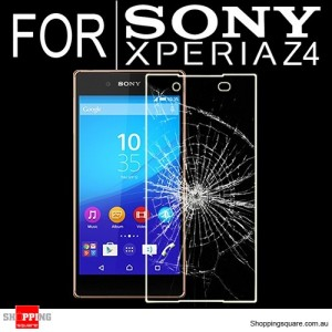 For Sony Xperia Z4 Premium Real Tempered Glass Film Screen Protector