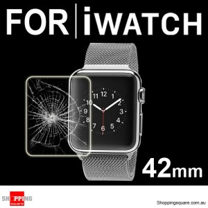 42mm Tempered Glass Screen Protector For Apple Watch