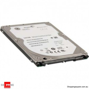 "Samsung 1TB Spinpoiont M8 54000RPM SATA III  6GB/s 2.5"" Internal Hard Drive ST1000LM024"