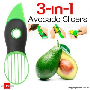 Good Grips Kitchen 3-in-1 Avocado Peelers Slicers Splitters