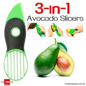 Good Grips Kitchen 3-in-1 Avocado Peelers Slicers Splitters
