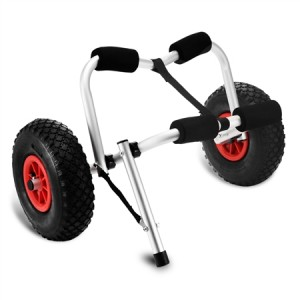 Lightweight Collapsible Aluminium Kayak Trolley
