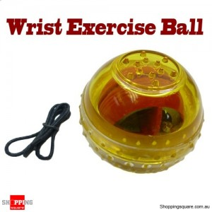 Massage and Exercise Ball for Strengthen Arm and Wrist Muscle