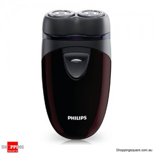 Philips Wireless 2-Head Electric shaver PQ206 Battery powered