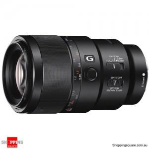 Sony SEL90M28G FE 90mm F2.8 Macro G OSS Lens E-Mount