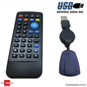 Wireless PC Remote Control Controller with USB receiver