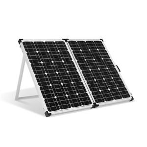 120W Foldable Solar Panel Kit
