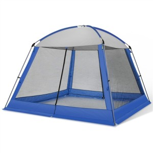 3x3M Green Outdoor Pop-Up Mesh Walled Tent