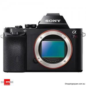 SONY A7R 36.4MP Mirrorless Digital Camera Body