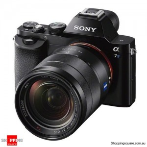 SONY A7s 12.2MP Mirrorless Digital Camera - Body