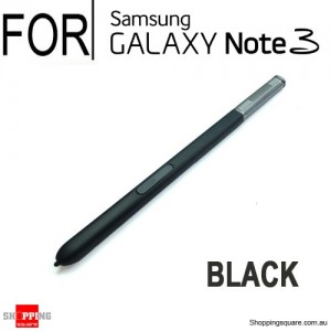 Replacement Stylus Pen for Samsung Galaxy Note 3 - Black Colour