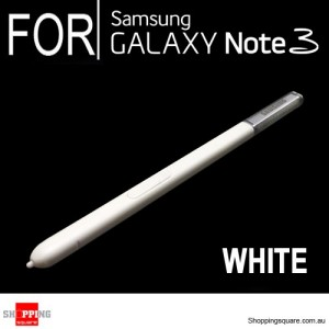 Replacement Stylus Pen for Samsung Galaxy Note 3 - White Colour