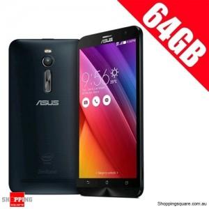 ASUS 64GB Zenfone 2 ZE551ML 4G LTE 4GB Ram 5.5'' Smart Phone Black