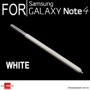 Replacement Stylus Pen for Samsung Galaxy Note 4 - White Colour