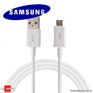 Genuine Samsung Micro USB Data Charging Cable 1M