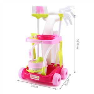 Toy Cleaning Trolley / Vacuum Cleaner