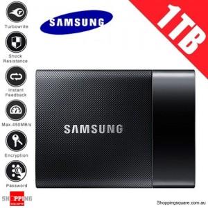 Samsung 1TB Portable SSD Harddisk