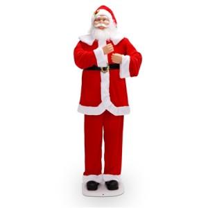 1.88M Singing & Dancing Santa Claus