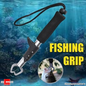 Stainless Steel Fish Lip Grabbing Grip Tool for Fishing