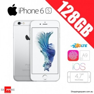 Apple iPhone 6s 128GB LTE 4G 4.7 inches Smart Phone Silver