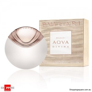 Bvlgari Aqva Divina 40ml EDT by BVLGARI For Women Perfume