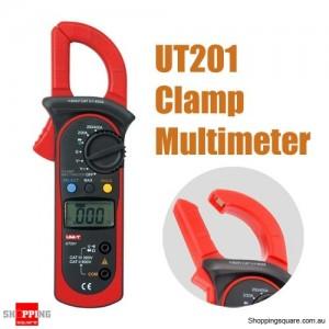 UNI-T UT201 Digital Auto Range AC Clamp Multimeter