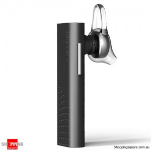 Bluedio DF7 Smart Touch Multi-language Wireless Bluetooth 4.1 Earphone With Mic Black Colour