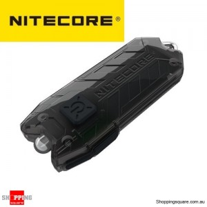 Nitecore T Series Tube 45LM USB Rechargeable LED Light Keychain