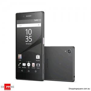 Sony Xperia Z5 E6653 32GB 4G LTE Smart Phone Black