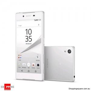 Sony Xperia Z5 E6653 32GB 4G LTE Smart Phone White