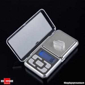500g Mini Precision Digital Pocket Scale 0.1g Accuracy
